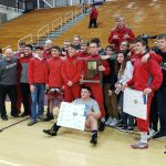 Wrestling Win Terre Haute's First Regional Championship