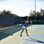 Questions With Tennis Player Lauren Rowe