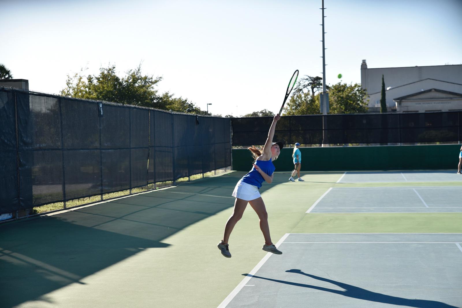 Questions With Tennis Player Lauren Rowe