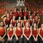 Deb Webster Team GPA Award-Bravettes Dance Team