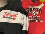 New Volleyball and Cross Country Gear Available