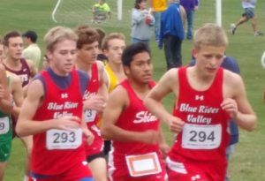 Cross Country Semi State 2015