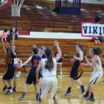 Lady Vikings Hold Off Seton Catholic