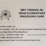 WRESTLING MINI CAMP