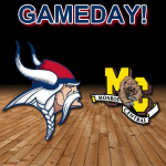 Blue River Valley High School Girls Varsity Basketball falls to Monroe Central High School 55-21