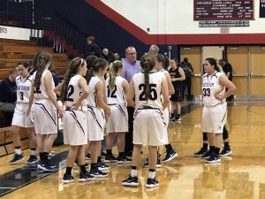 Girls Varsity Basketball 2017-18