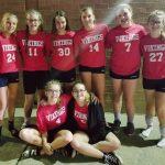 8th Grade BRV Volleyball vs Tri