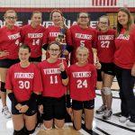 8th Grade BRV Volleyball vs Northeastern
