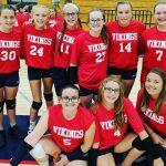 8th Grade BRV Volleyball vs Shenandoah