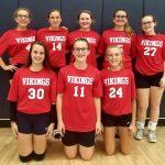 8th Grade BRV Volleyball vs Cowan