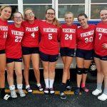 8th Grade BRV Volleyball vs Union