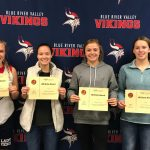 Vikings Earn All State Honors