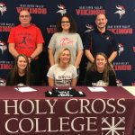 Foster Twins Sign with Holy Cross