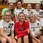 8th Grade Viking Volleyball Defeats Monroe Central