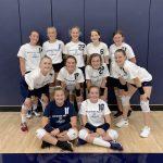 8th Grade Viking Volleyball beats Randolph Southern