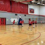 Viking 8th Grade Volleyball falls to Selma