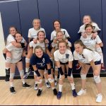 8th Grade Viking Volleyball wins against Tri