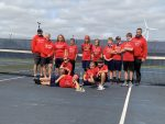 BRV Jr. High tennis has strong showing at Henry County Tourney