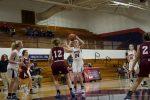 Girls Junior Varsity Basketball beats Wes-Del 30 – 29