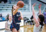 Girls Varsity Basketball beats Daleville 79 – 30