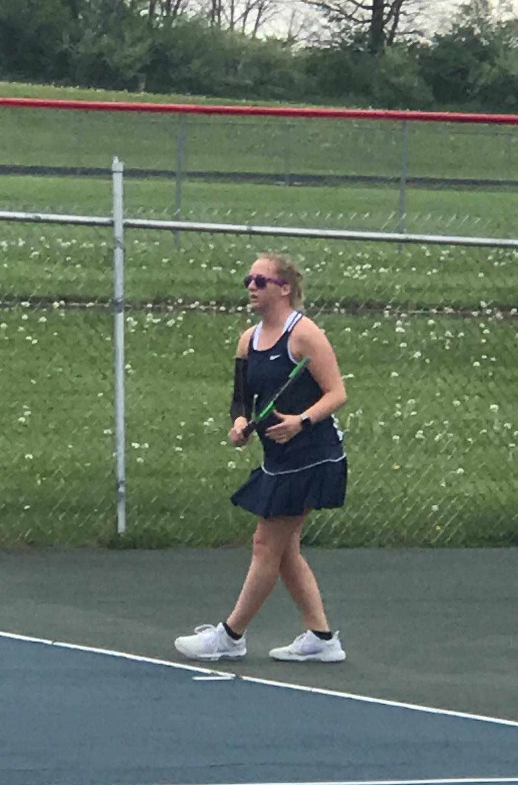 Girls Varsity Tennis vs Seton Catholic 2020-21