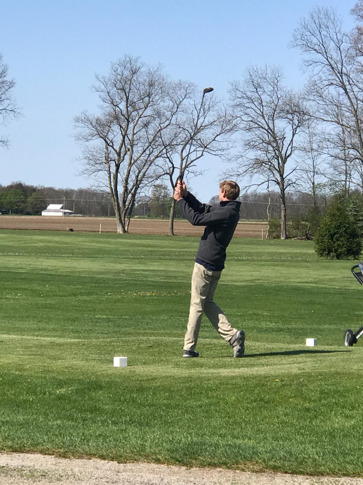 Boys County Golf 2020-21