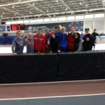 Indoor Track at Olympic Oval