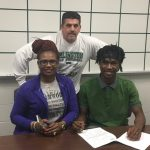 Balogun signs with Salem International University
