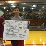 WR: Reagan 106lb Sectional Champ