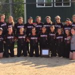 Frontier High School Varsity Softball beat Clinton Prairie High School 12-2