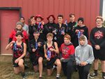 Boys Varsity Cross Country Claims Midwest Conference Title