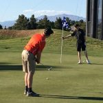 Chaparral High School Boys Varsity Golf finishes 6th place