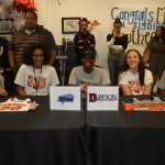 Trio of Lady Cowboys Sign to Play at Next Level