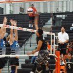 Chaparral High School Boys Varsity Volleyball beat Desert Pines High School 3-1