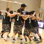 Chaparral High School Boys Varsity Volleyball beat SECTA 3-1