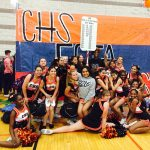 Chaparral Cheer wins the BATTLE OF THE HIGH SCHOOLS