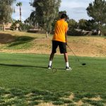Boys Varsity Golf finishes 4th place at Sunrise League Match #1