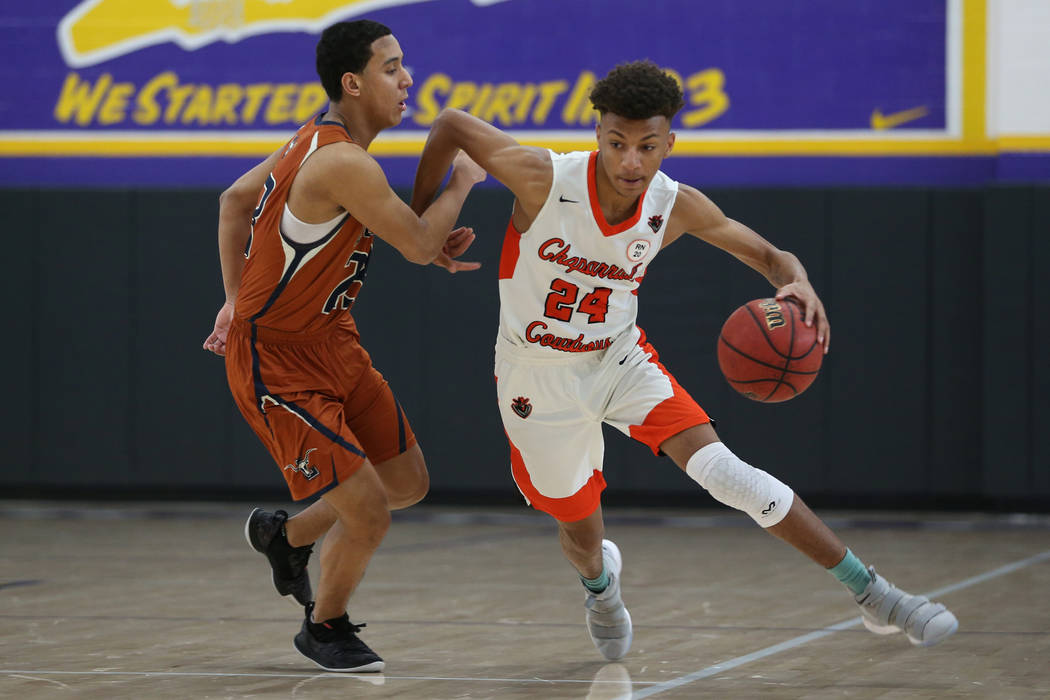 Chaparral boys rally to beat Legacy in overtime