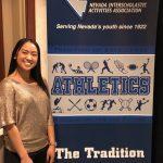 Chaparral's Angelika Tabujara 2019 NIAA Scholar/Essay winner
