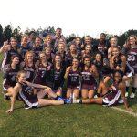 Union Grove High School Girls Varsity Lacrosse beat Locust Grove High School 19-1