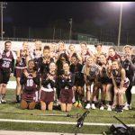 Girls Junior Varsity Lacrosse beats Mcintosh 9 – 4