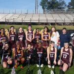 Girls Junior Varsity Lacrosse beats Ola 8 – 5