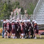 Boys Lacrosse defeat ELCA