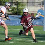 Boys Lacrosse Defeat Maynard Jackson 17-2