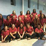 2017-2018 Varsity Swim Team