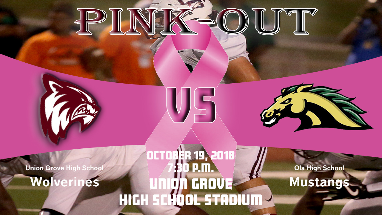 Pink Out This Week!