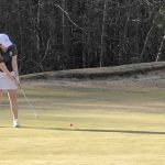 UGHS Girls Varsity Golf with 2nd win of the Season