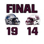 Union Grove Falls Short to Starrs Mill