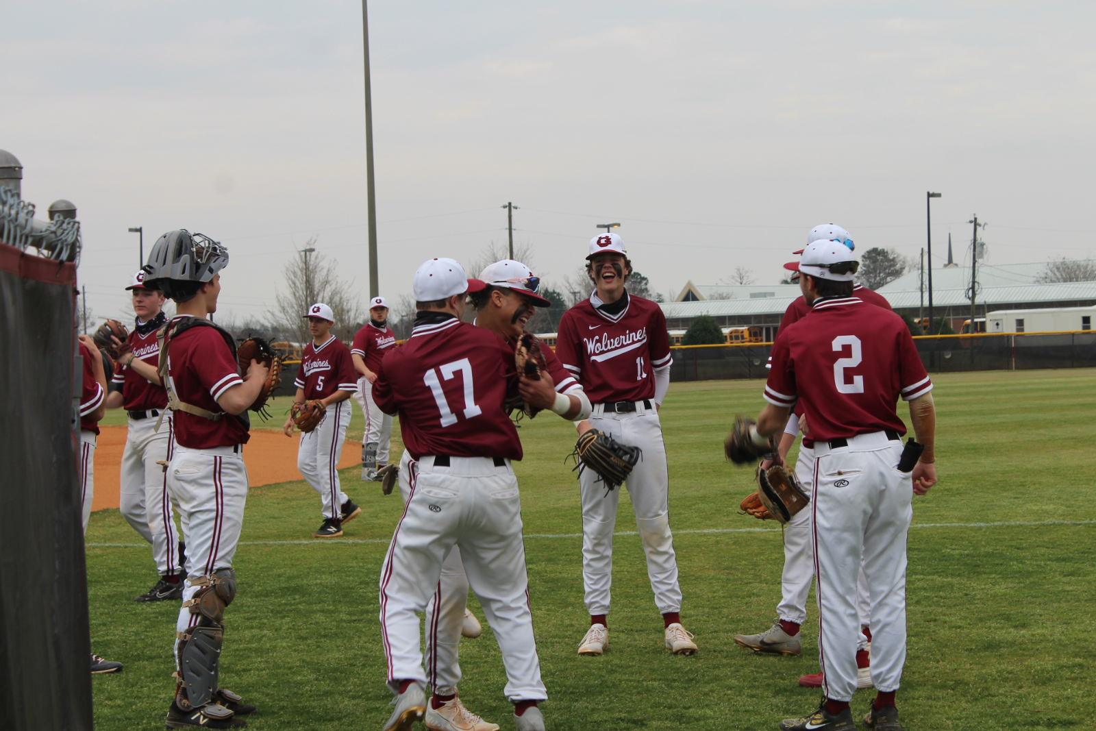 Spring Sports Photos – Taken By Nolan Harper (UGHS Athletic Information and Management Intern)