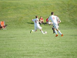 8/29 – Boys JV Soccer
